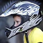 Casco de Motocross 13