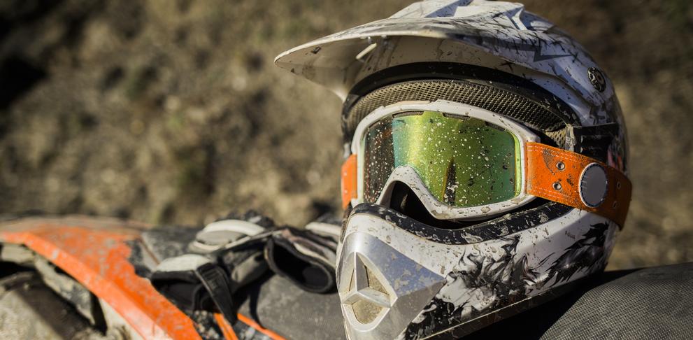 Casco de Motocross 25